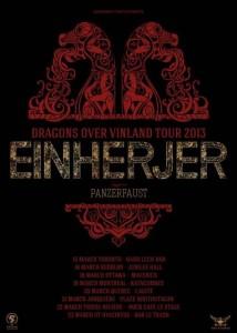 einherjer2013tour