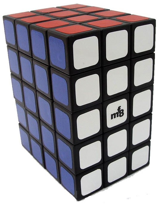 4X4: 4x4 Corner Parity