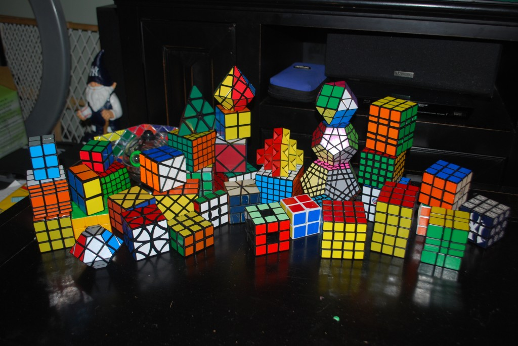 Cubing Collection - Autumn 2013